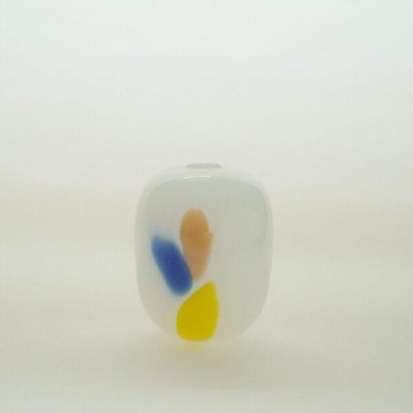 Hvid vase